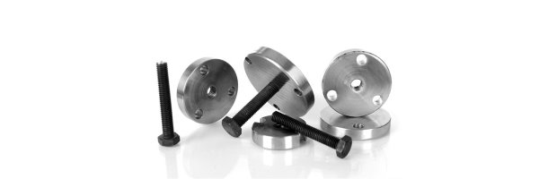 Puller washers and bridge puller