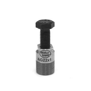 External thread extractor M22 x 1 mm